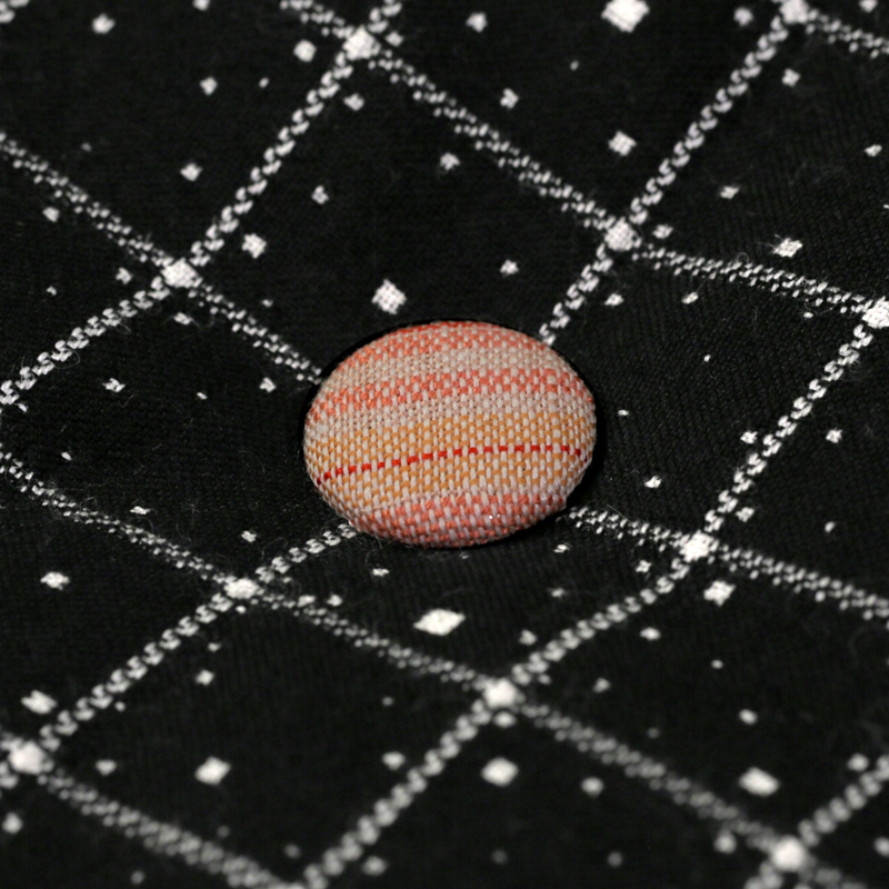 Fabric of Space-time seat cushion (planets)