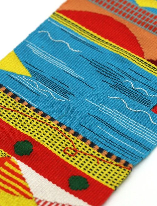 Map Tapestries mini series