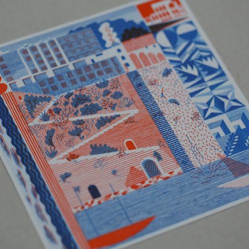 Diver print