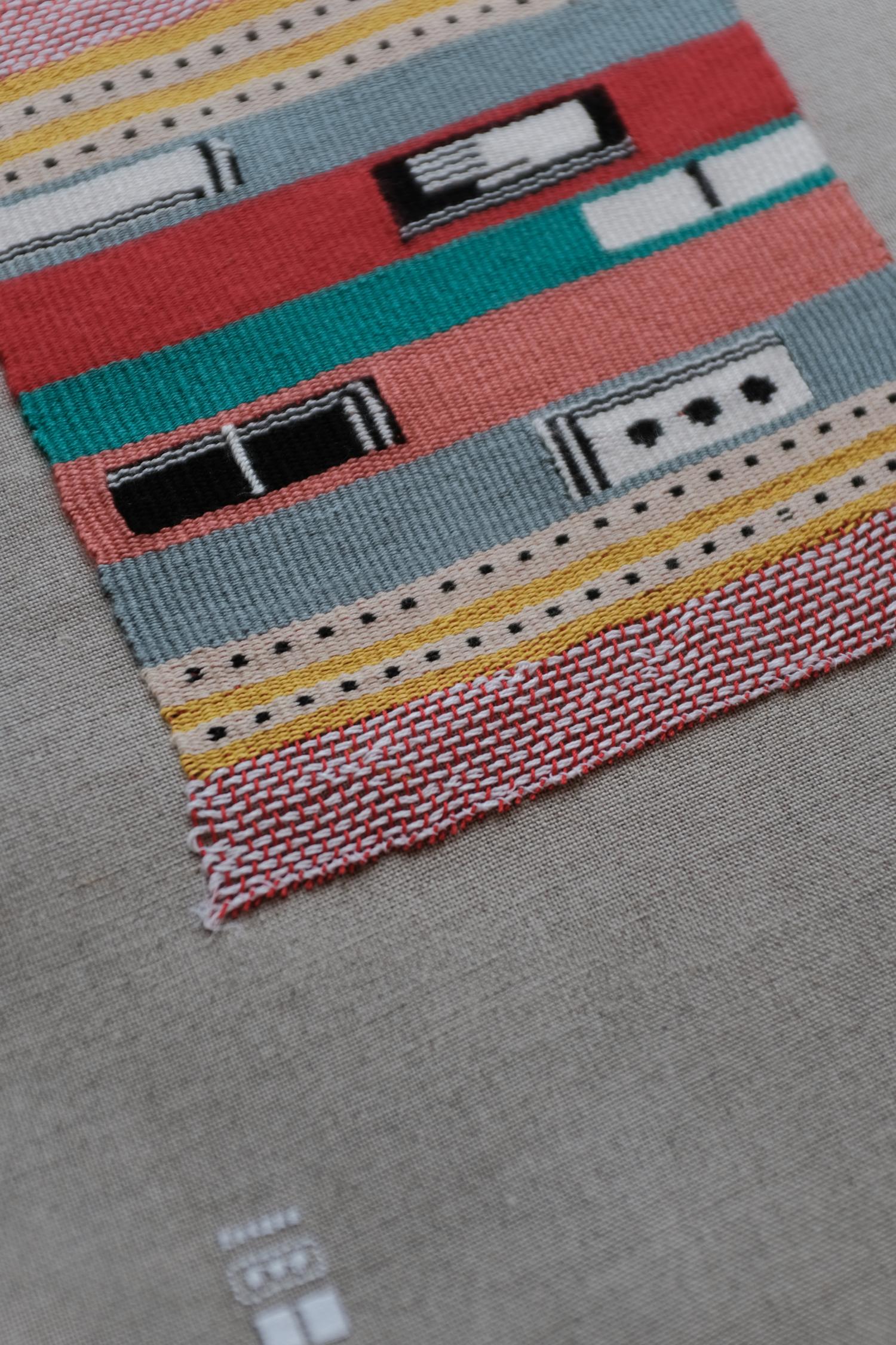 Baja Weaving series – A Well Travelled Book