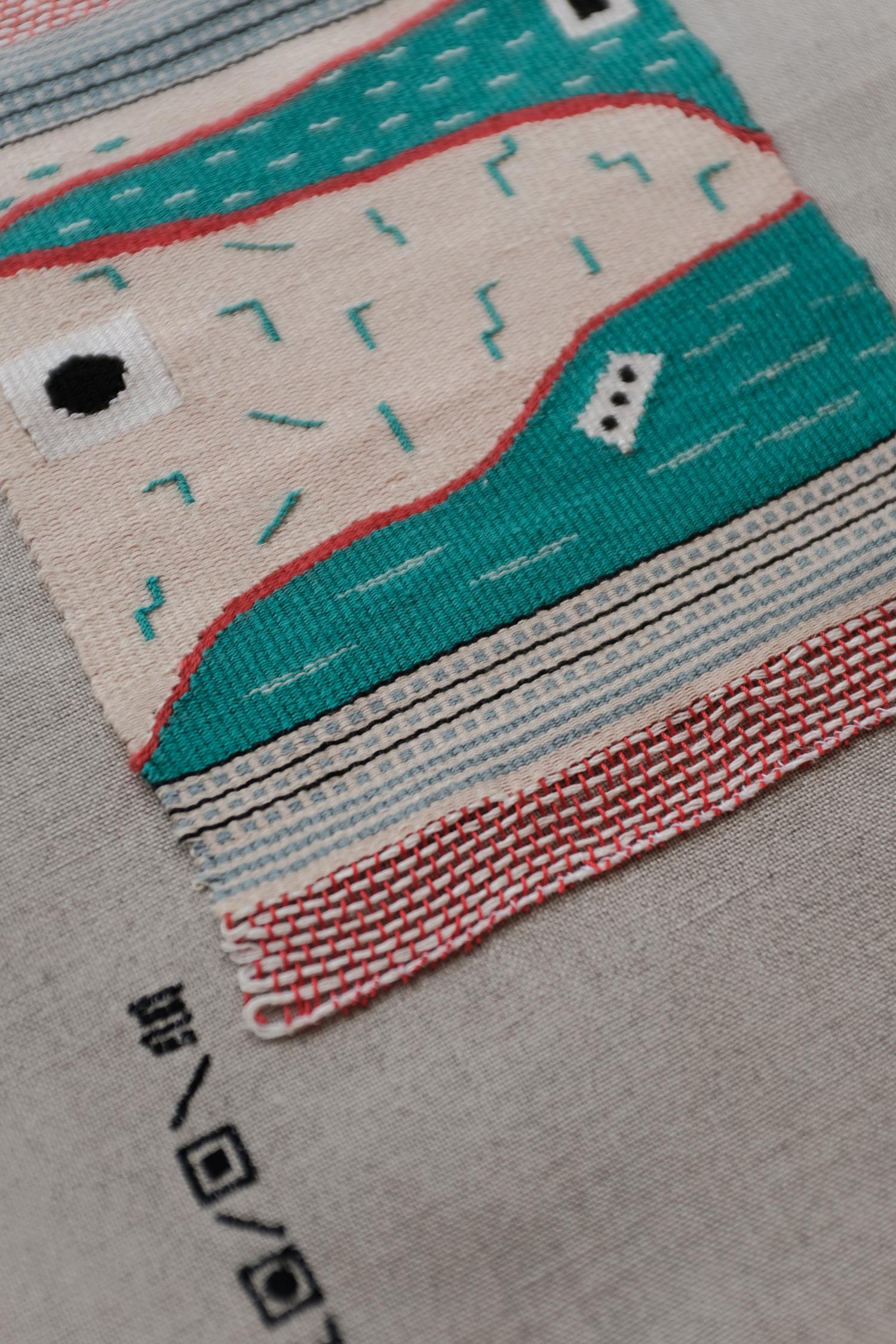 Baja Weaving series – Desert Drive 2