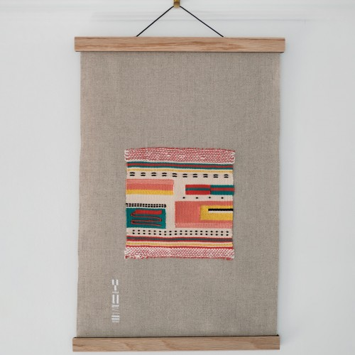 Baja Weaving series – Launderette