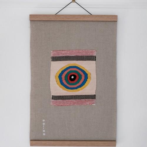 Baja Weaving series – Locusts of La Paz