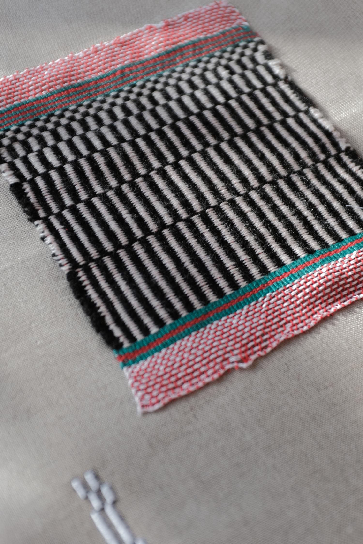 Baja Weaving series – Over The Border