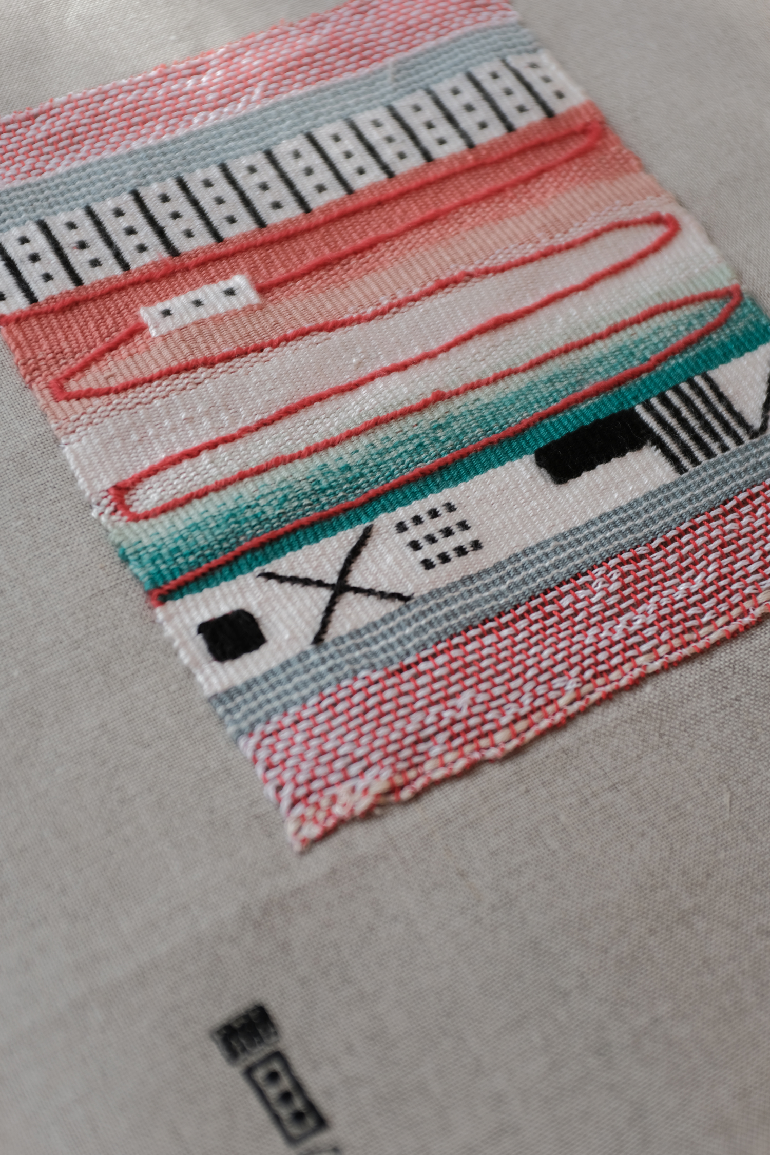 Baja Weaving series – Tijuana Kindness