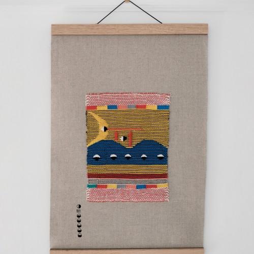 Baja Weaving series – Waves