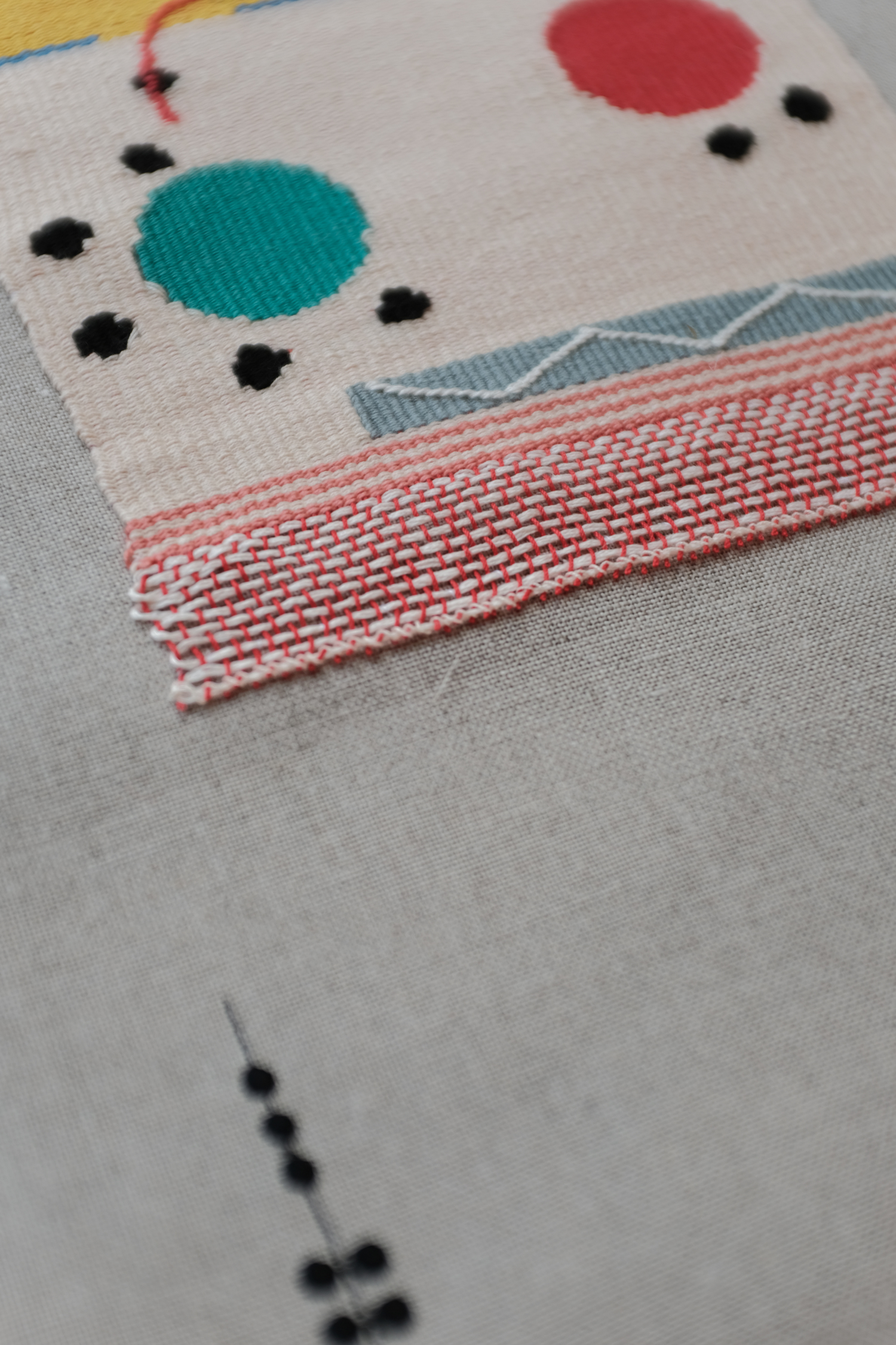 Baja Weaving series – Will You Take A Walk With Us?