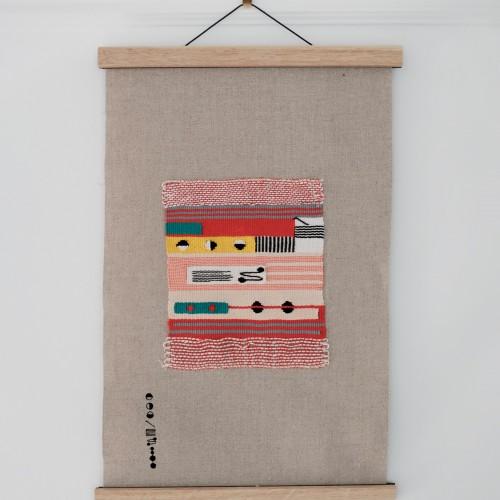 Baja Weaving series – Juan Will Take Care Of You