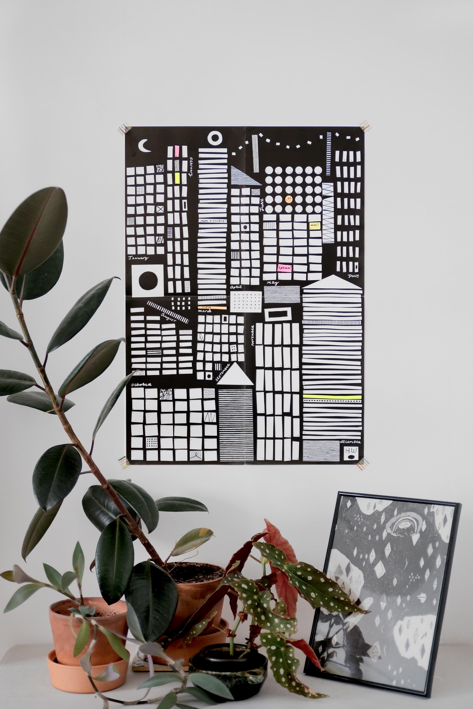 *NEW* City Birthday Calendar